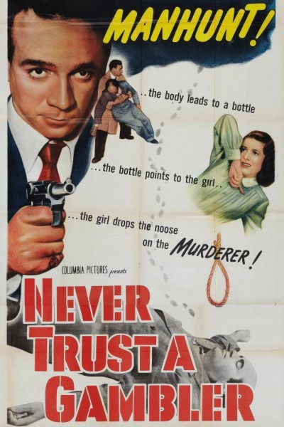 Caratula, cartel, poster o portada de Never Trust a Gambler