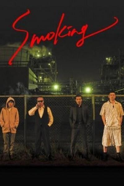 Caratula, cartel, poster o portada de Smoking