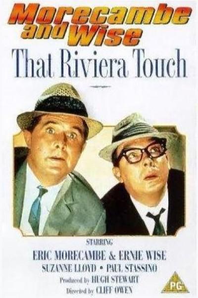 Caratula, cartel, poster o portada de Playas de la Riviera