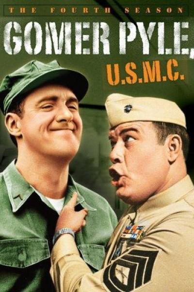 Caratula, cartel, poster o portada de Gomer Pyle, U.S.M.C.