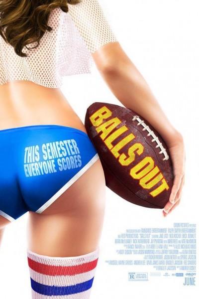 Caratula, cartel, poster o portada de Balls Out