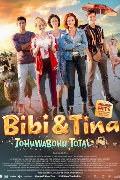 Caratula, cartel, poster o portada de Bibi & Tina: Tohuwabohu total