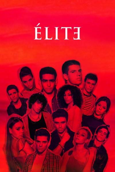 Caratula, cartel, poster o portada de Élite
