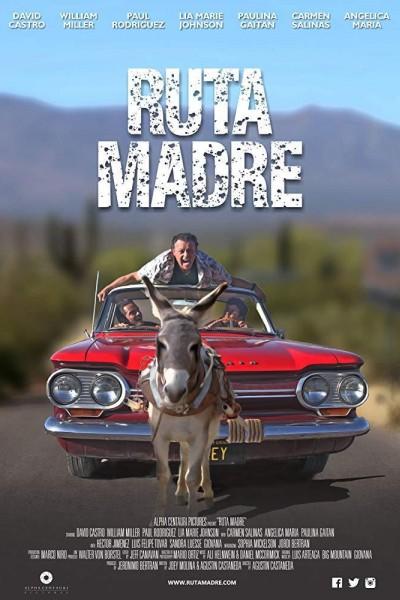Caratula, cartel, poster o portada de Ruta madre