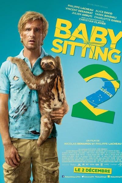 Caratula, cartel, poster o portada de Babysitting 2