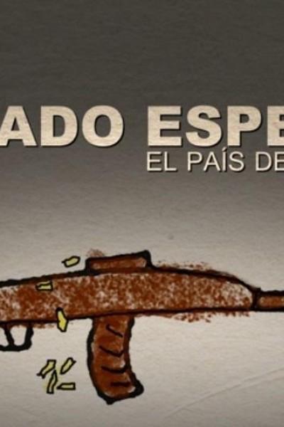 Caratula, cartel, poster o portada de Enviado especial: El país de las armas