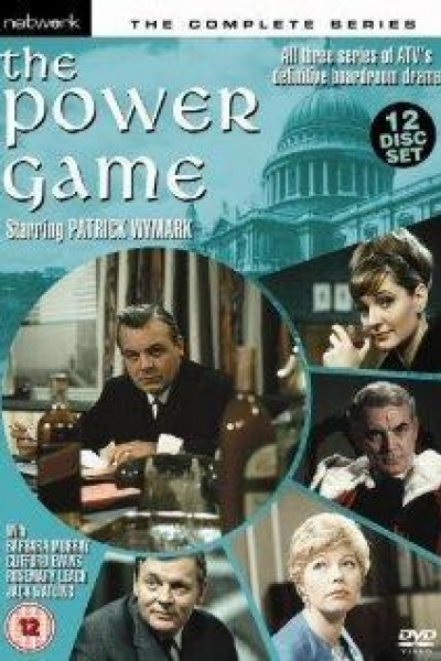 Caratula, cartel, poster o portada de The Power Game