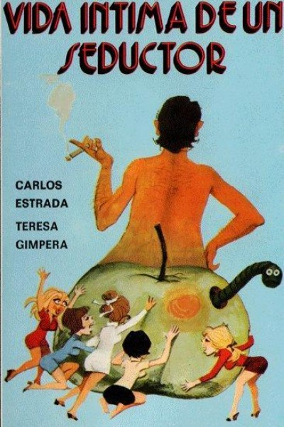 Caratula, cartel, poster o portada de Vida íntima de un seductor cínico