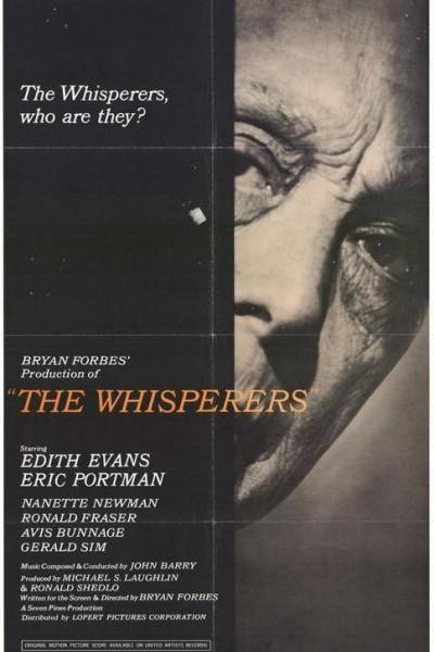 Caratula, cartel, poster o portada de The Whisperers