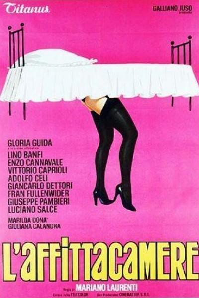 Caratula, cartel, poster o portada de L\'affittacamere