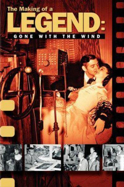 Caratula, cartel, poster o portada de La realización de una leyenda: \'Lo que el viento se llevó\'