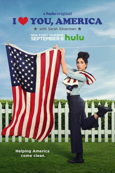 Caratula, cartel, poster o portada de I Love You, America
