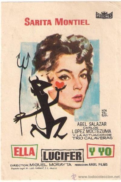 Caratula, cartel, poster o portada de Ella, Lucifer y yo