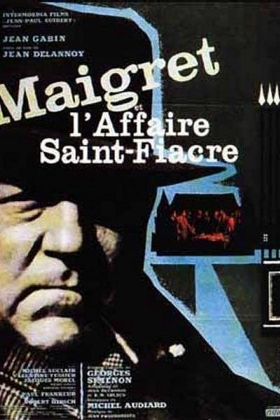 Caratula, cartel, poster o portada de Maigret en el caso de la condesa
