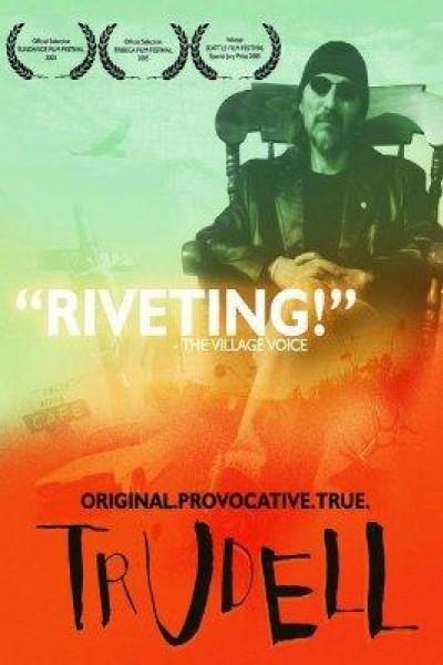 Caratula, cartel, poster o portada de Trudell