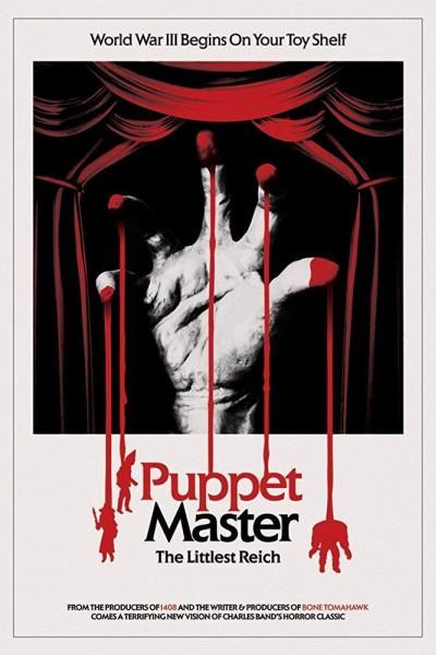 Caratula, cartel, poster o portada de Puppet Master: The Littlest Reich