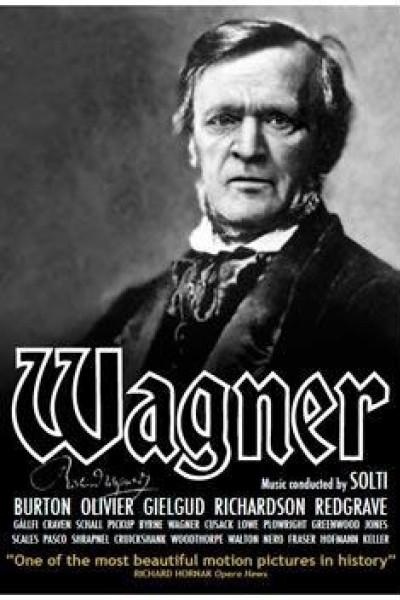 Caratula, cartel, poster o portada de Wagner