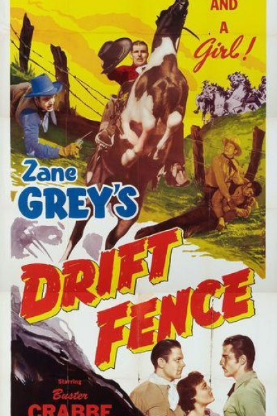 Caratula, cartel, poster o portada de Drift Fence