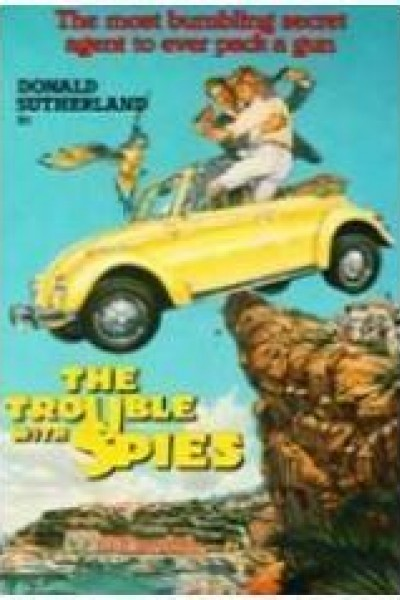 Caratula, cartel, poster o portada de The Trouble with Spies