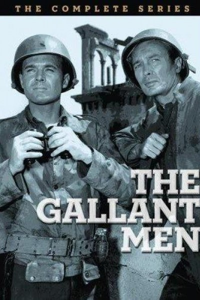 Caratula, cartel, poster o portada de The Gallant Men