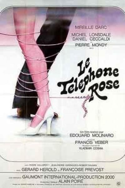 Caratula, cartel, poster o portada de El teléfono rosa