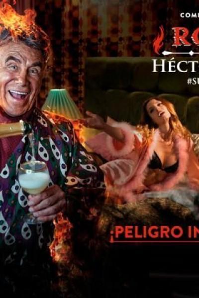 Caratula, cartel, poster o portada de Comedy Central Roast de Héctor Suárez