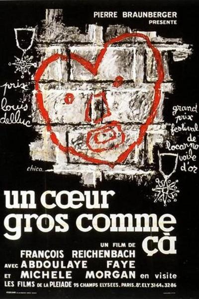 Caratula, cartel, poster o portada de Un coeur gros comme ça (The Winner)