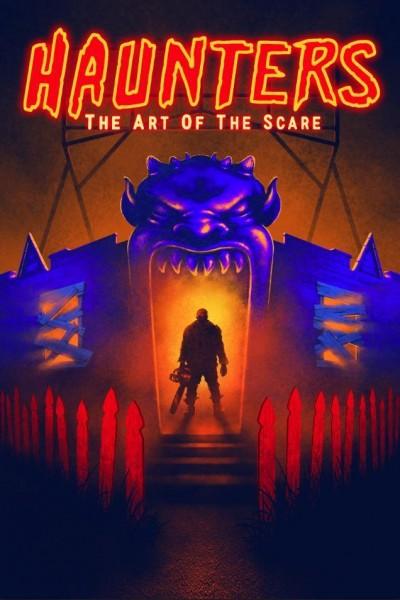 Caratula, cartel, poster o portada de Haunters: The Art Of The Scare