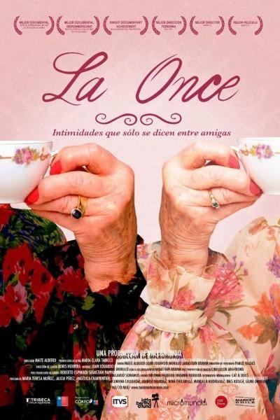 Caratula, cartel, poster o portada de La once