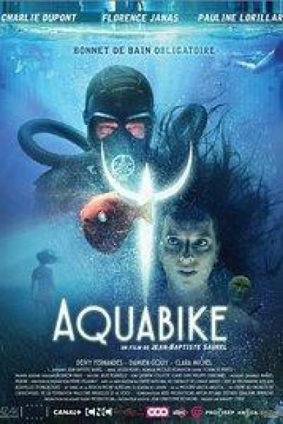 Caratula, cartel, poster o portada de Aquabike