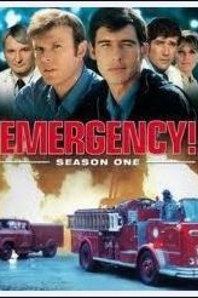 Caratula, cartel, poster o portada de Emergencia