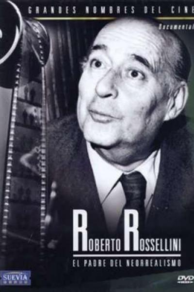 Caratula, cartel, poster o portada de Roberto Rossellini: el padre del neorrealismo