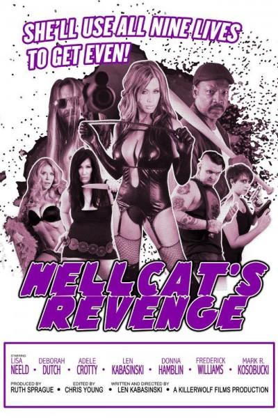 Caratula, cartel, poster o portada de Hellcat\'s Revenge