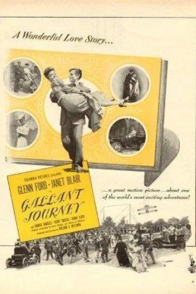 Caratula, cartel, poster o portada de Gallant Journey