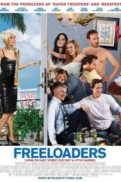 Caratula, cartel, poster o portada de Freeloaders