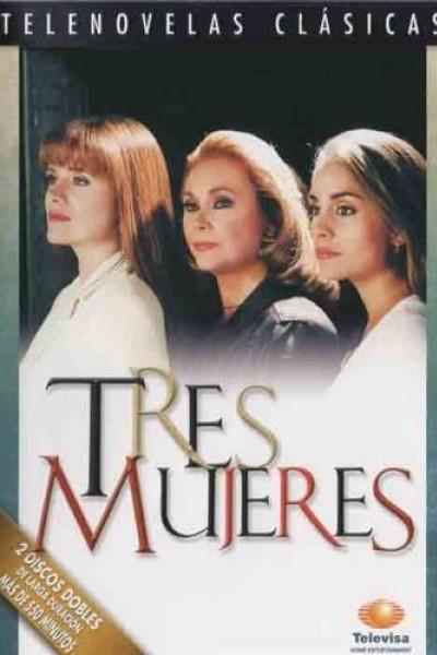 Caratula, cartel, poster o portada de Tres mujeres