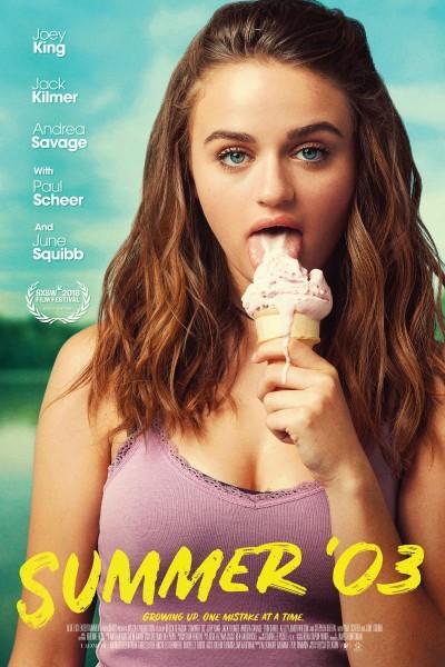 Caratula, cartel, poster o portada de Summer \'03
