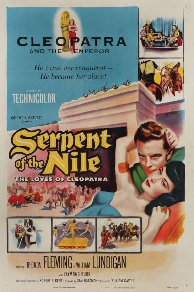 Caratula, cartel, poster o portada de Serpent of the Nile