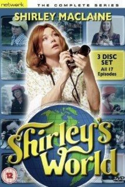Caratula, cartel, poster o portada de El mundo de Shirley