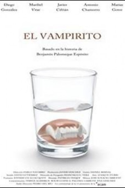 Caratula, cartel, poster o portada de El Vampirito
