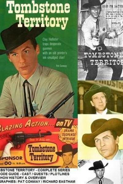 Caratula, cartel, poster o portada de Tombstone Territory