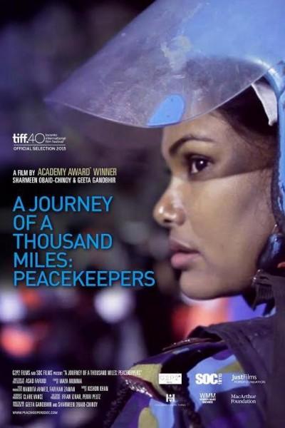Caratula, cartel, poster o portada de A Journey of a Thousand Miles: Peacekeepers