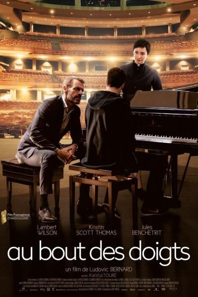 Caratula, cartel, poster o portada de La clase de piano