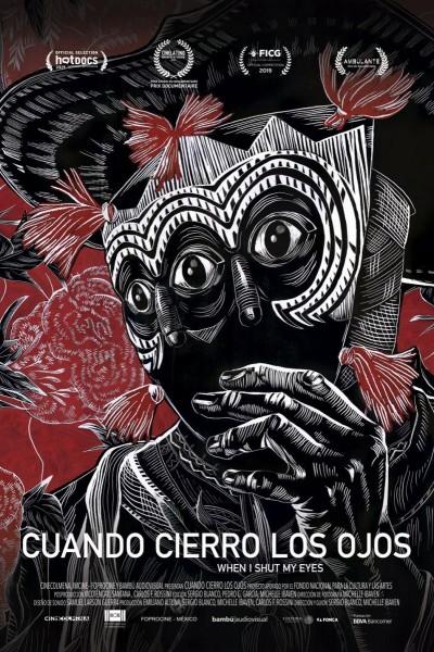 Caratula, cartel, poster o portada de Cuando cierro los ojos