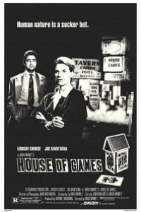 Caratula, cartel, poster o portada de Casa de juegos