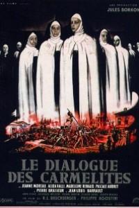 Caratula, cartel, poster o portada de Diálogos de Carmelitas