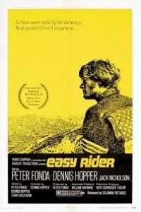 Caratula, cartel, poster o portada de Easy Rider (Buscando mi destino)