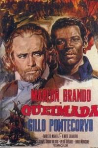 Caratula, cartel, poster o portada de Queimada