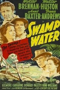 Caratula, cartel, poster o portada de Aguas pantanosas