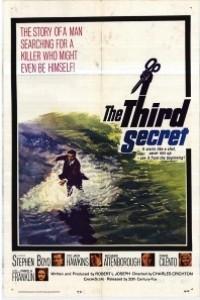 Caratula, cartel, poster o portada de El tercer secreto